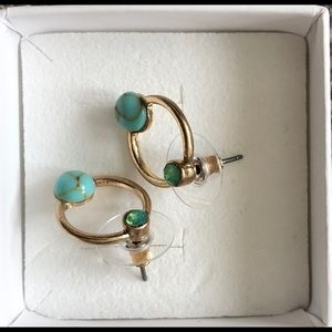 Mid Size Round Earrings